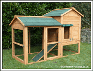 Large Rabbit Hutch