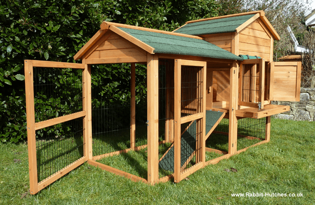 Rabbit Hutch Designs Uk