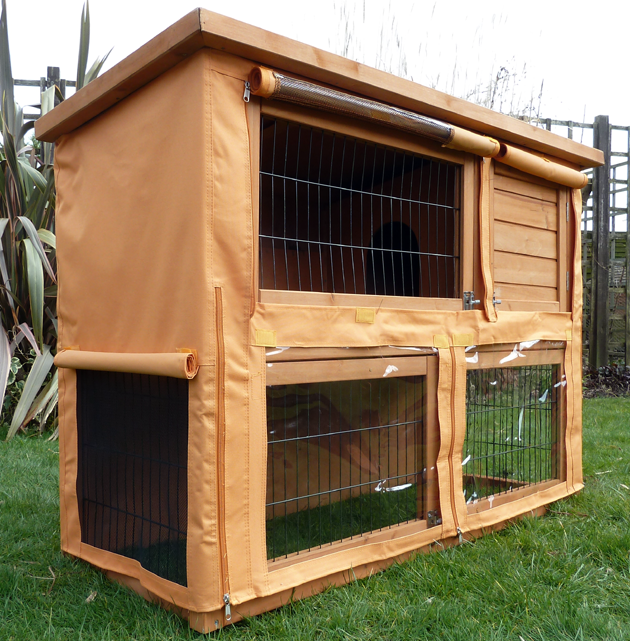 Cheap Rabbit Hutch Cover