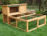 Cheap Hutch With Run