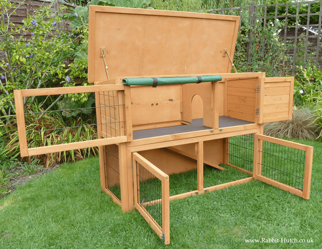 cheap rabbit hutches