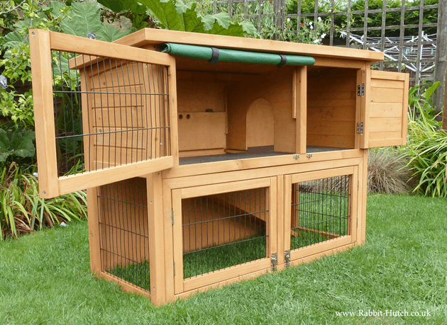 affordable rabbit hutch