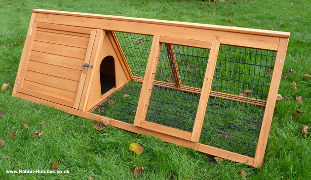 Rabbit Ark Apex Rabbit Hutch