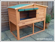 Windsor Rabbit Hutch