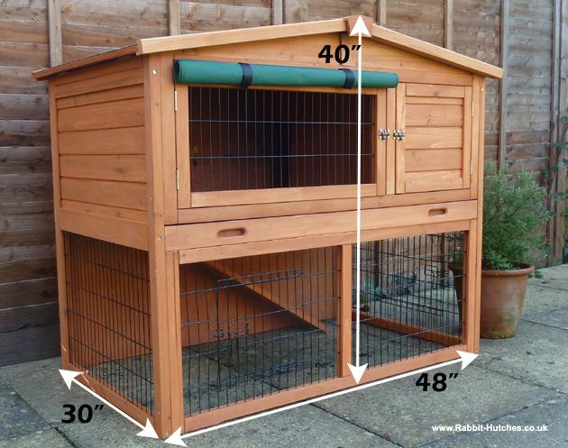 Homemade rabbit hutch plans car interior design for Rabbit hutch ideas