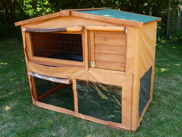 Heavy Duty Windsor Hutch Cover