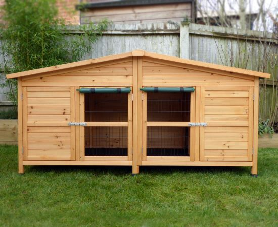 The 6ft Rabbit Hutch