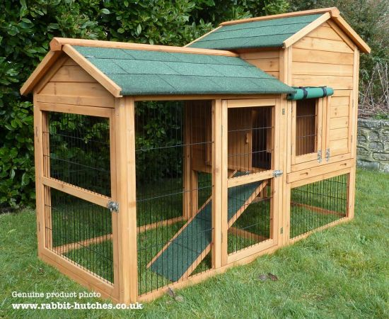 Balmoral Rabbit Hutch