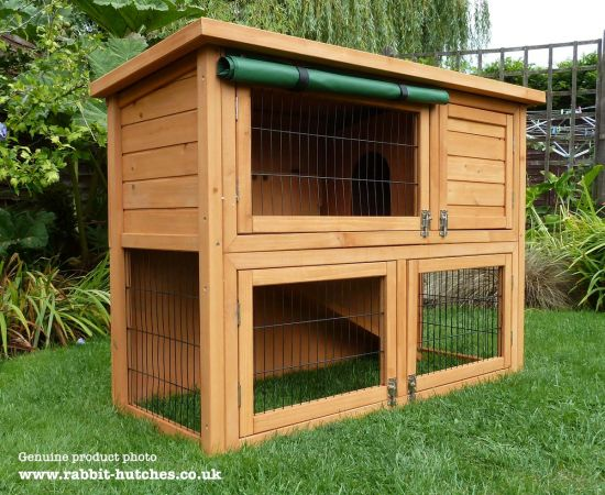 Highgrove Rabbit Hutch