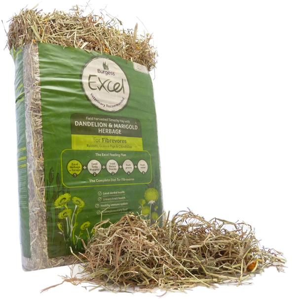 bag of hay