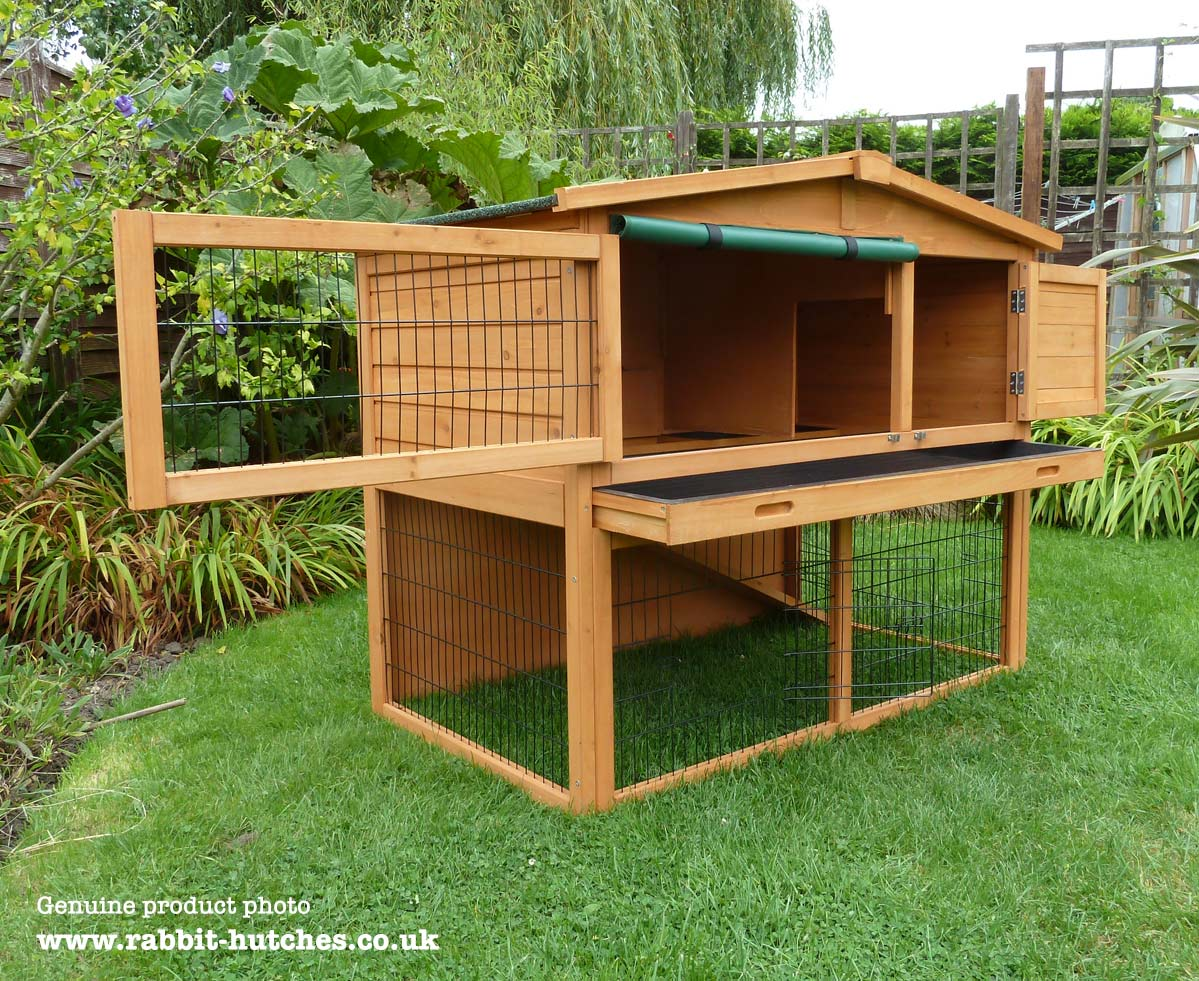 Windsor rabbit hutch