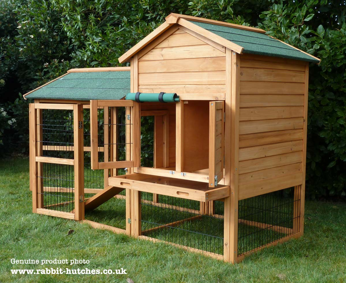 Very Large rabbit Hutch