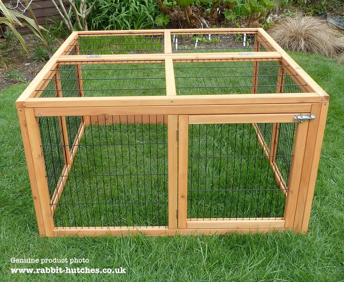 Add On Run For Double Rabbit Hutch
