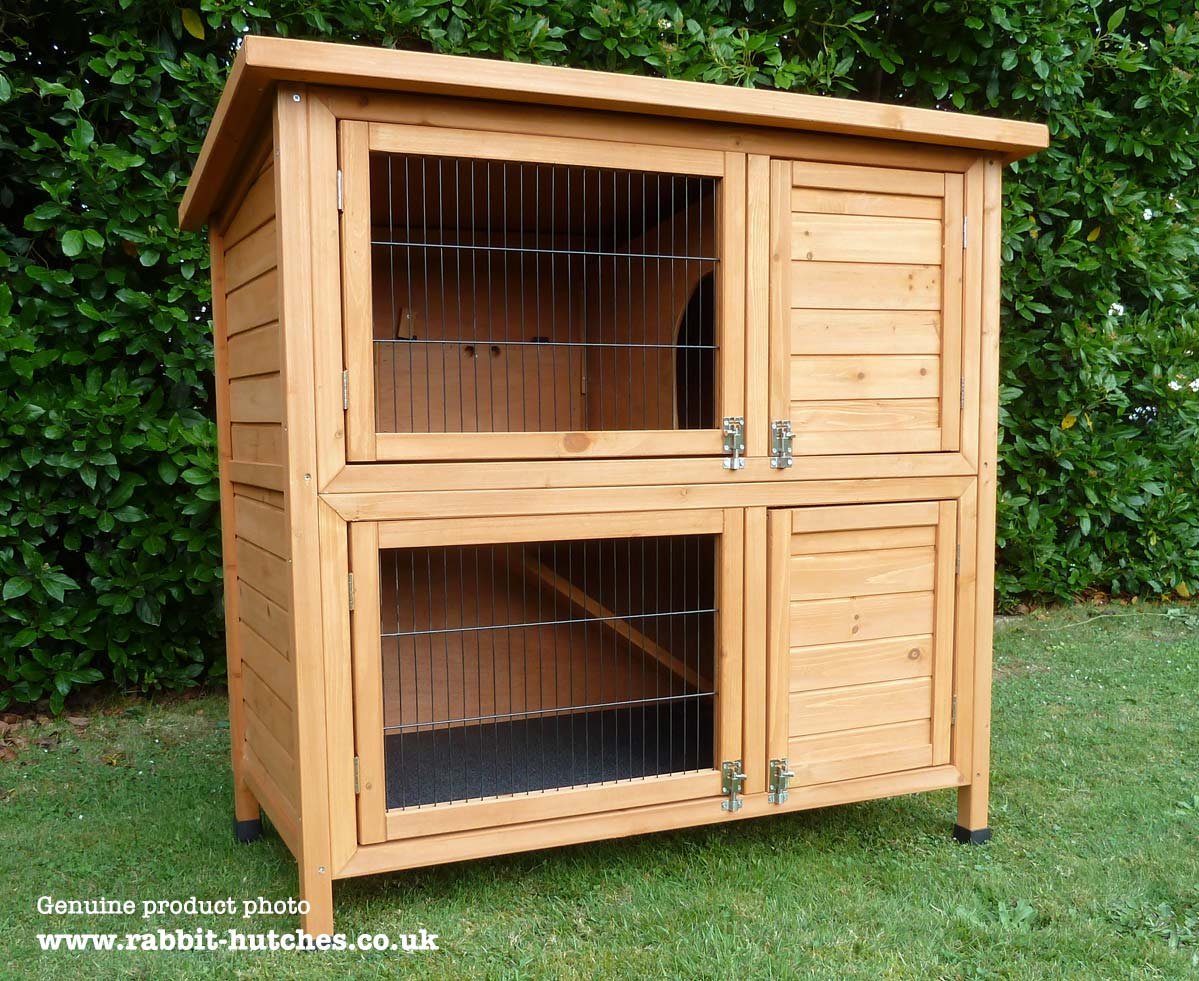 The double rabbit hutch