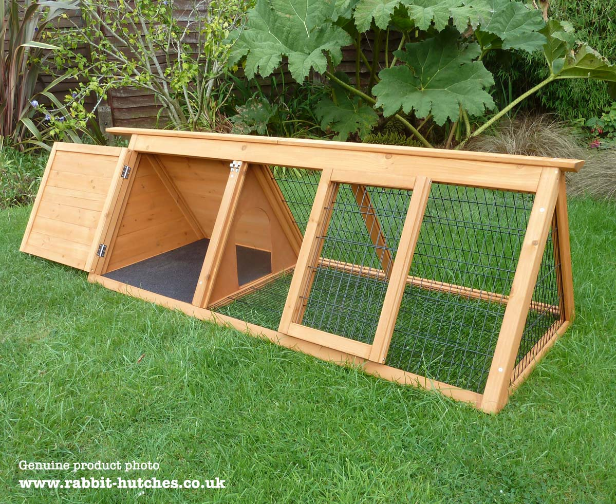 5ft Rabbit Ark Run