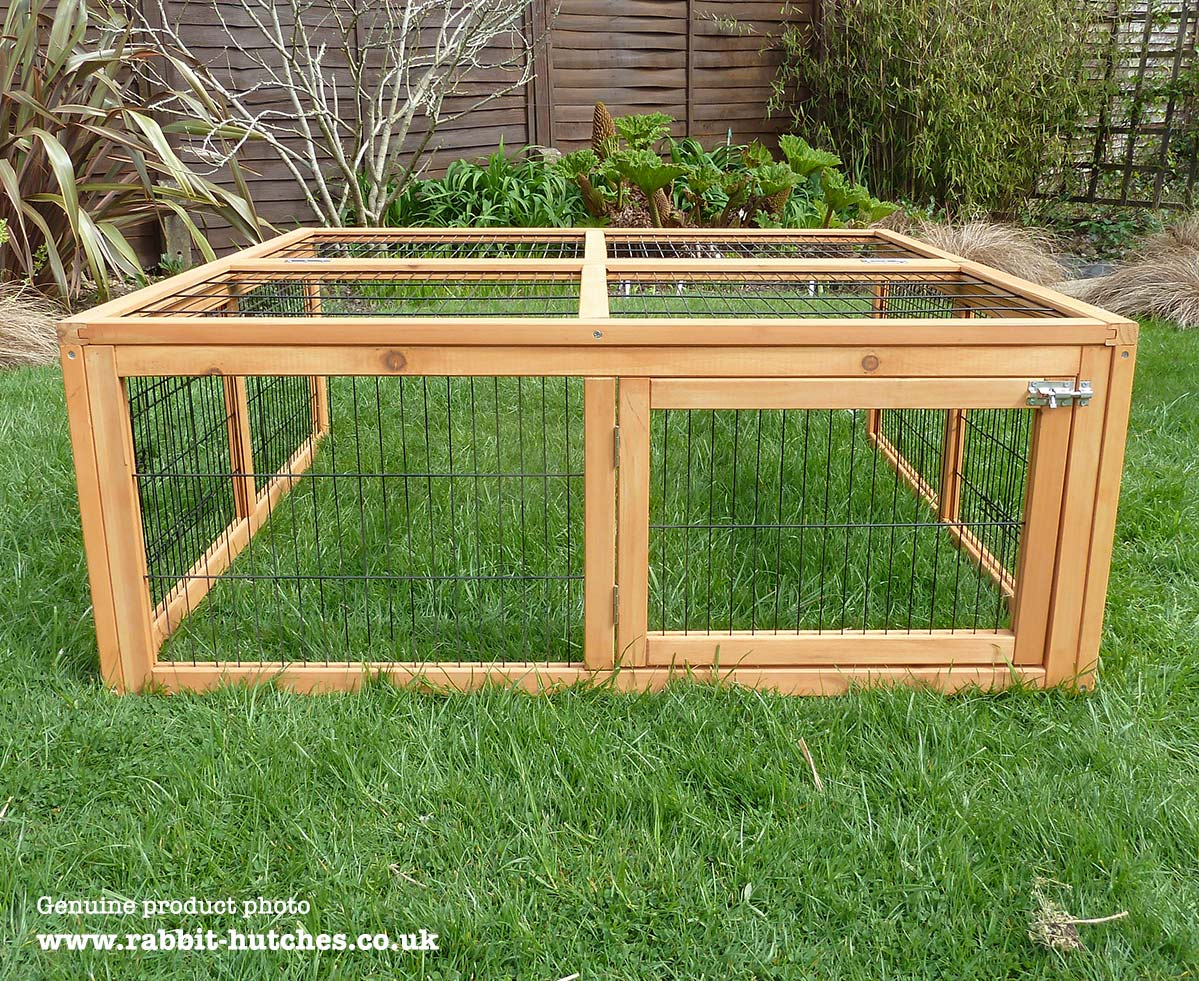 Rabbit Hutch Run